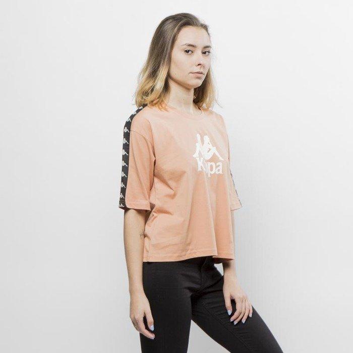 Kappa Wmns Shirt Coral Tassima T Dusty UrZzUv