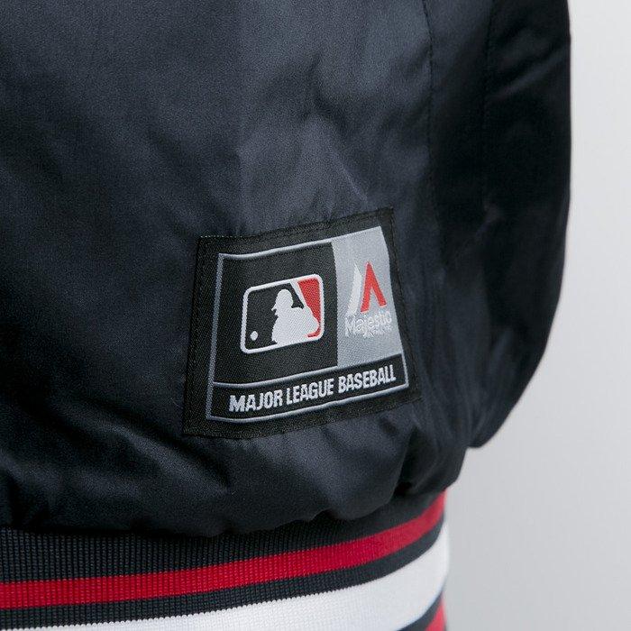 separation shoes 9ebc0 55f24 ... Majestic jacket New York Yankees Ambrose Satin (A6NYY6504NVY012) ...