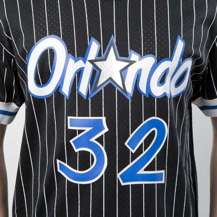 e91e8971b5f ... Mitchell   Ness Orlando Magic - Shaquille O Neal black   white Name    Number ...