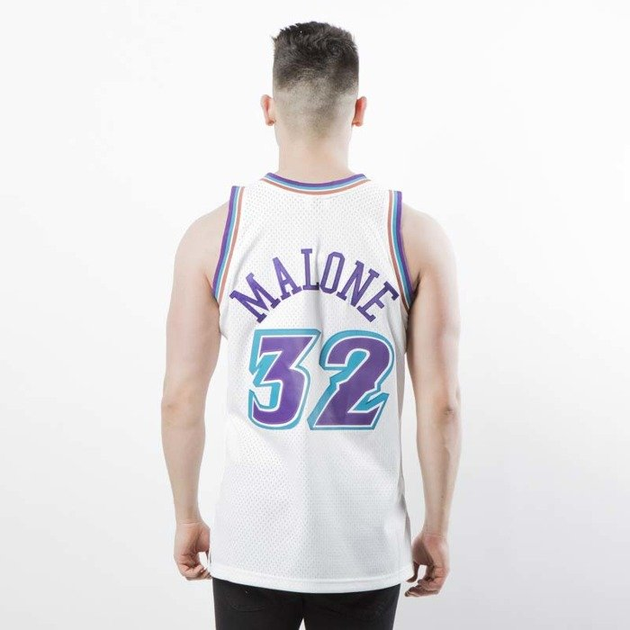 41948894c ... promo code for mitchell ness utah jazz 32 karl malone white swingman  jersey 9f51a 67037