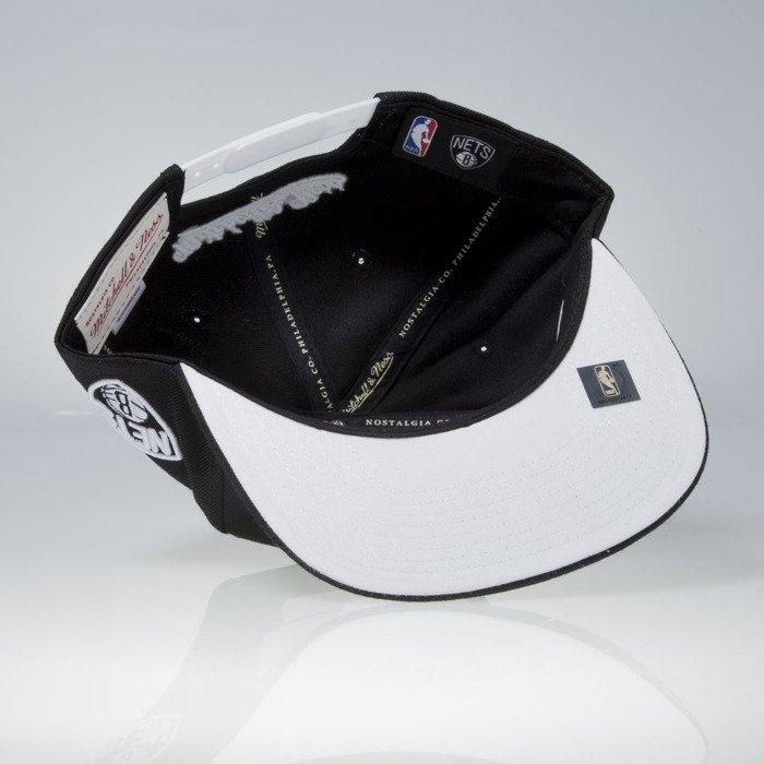 7ac3e827e41 ... Mitchell   Ness cap snapback Brooklyn Nets black Winning Streak VU81Z