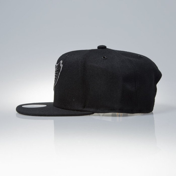 new product c974e ef023 ... purchase mitchell ness cap snapback detroit red wings black filter  eu837 d8998 bf7dd