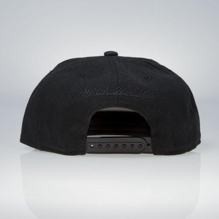 buy online 07be5 40a1a Mitchell   Ness cap snapback Los Angeles Kings black Lux Arch EU942    Bludshop.com