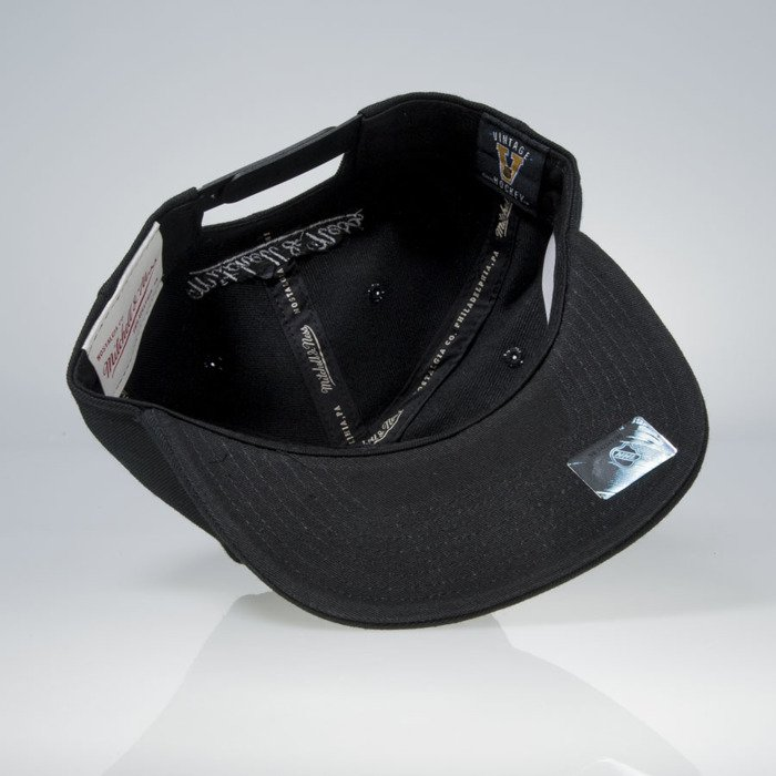 new product dbedf 23733 Mitchell   Ness cap snapback Los Angeles Kings black Lux Arch EU942 ...