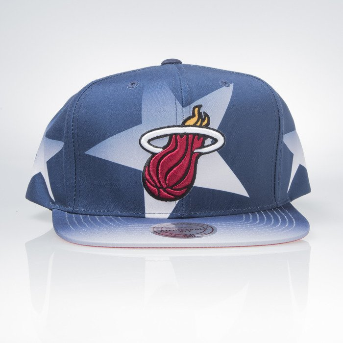 separation shoes 6f45d 3158d ... new style mitchell ness cap snapback miami heat navy red award ceremony  vq61z 2c85d ce164
