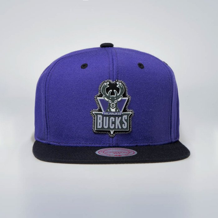 finest selection 7aae3 7d5b9 ... discount where to buy milwaukee bucks mitchell and ness snapback 49467  233e5 7cc58 08550