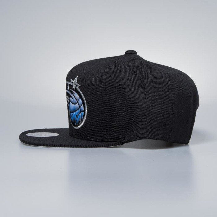 317ba0c2038 ... Mitchell   Ness cap snapback Orlando Magic black Easy Three Digital ...