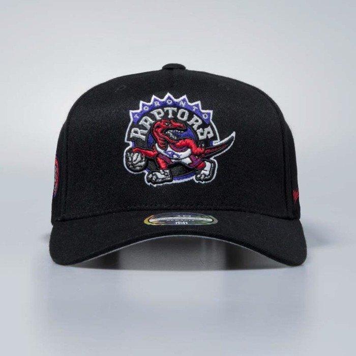 Mitchell /& Ness Toronto Raptors Color Detail 110 Flex Snapback Casquette