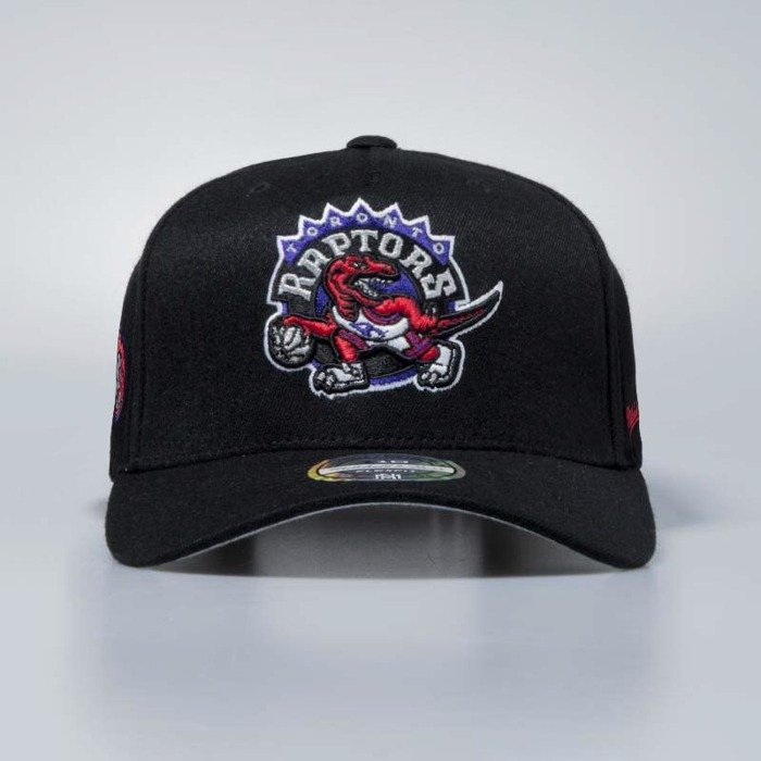 lowest price b7a29 d5ec7 Mitchell   Ness cap snapback Toronto Raptors black Eazy Flexfit 110    Bludshop.com