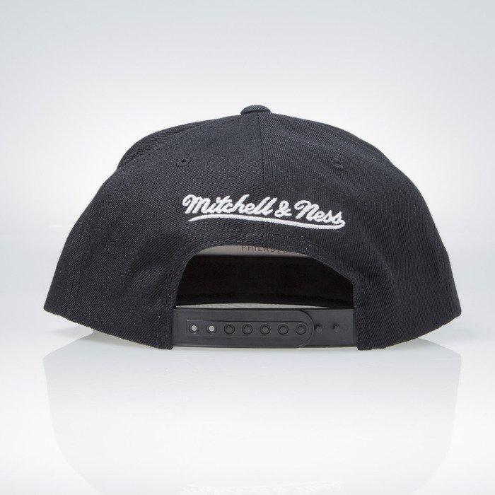b1815e57c47 ... Mitchell   Ness cap snapback Toronto Raptors black Geo Tech EU850 ...