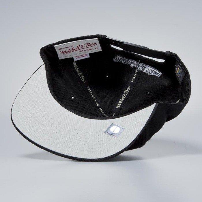 cb6cd14394bd Mitchell   Ness cap snapback Utah Jazz black Easy Three Digital XL ...