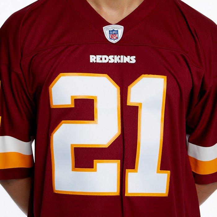 21# Sean Taylor American Football Jersey Taylor #21 Rugby Jersey Fan Sports Shirt Short Sleeve Sportswear Training Clothing