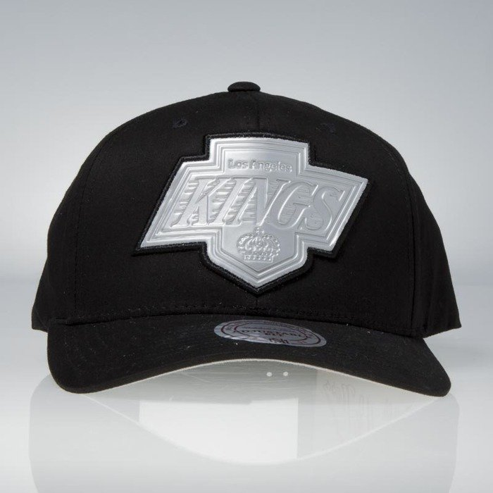 Mitchell   Ness snapback Los Angeles Kings black Hyper 110 Flexfit ... d13851cc2a7a