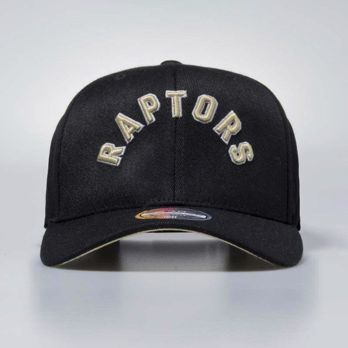 02d947c56b0 Mitchell   Ness snapback Toronto Raptors black Courtside 2 110 ...