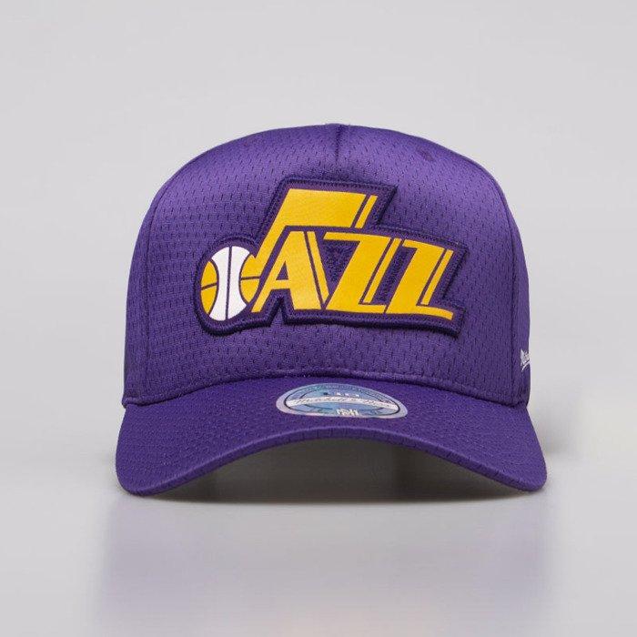 timeless design e76a9 f28d8 Mitchell & Ness snapback Utah Jazz purple Icon Snapback