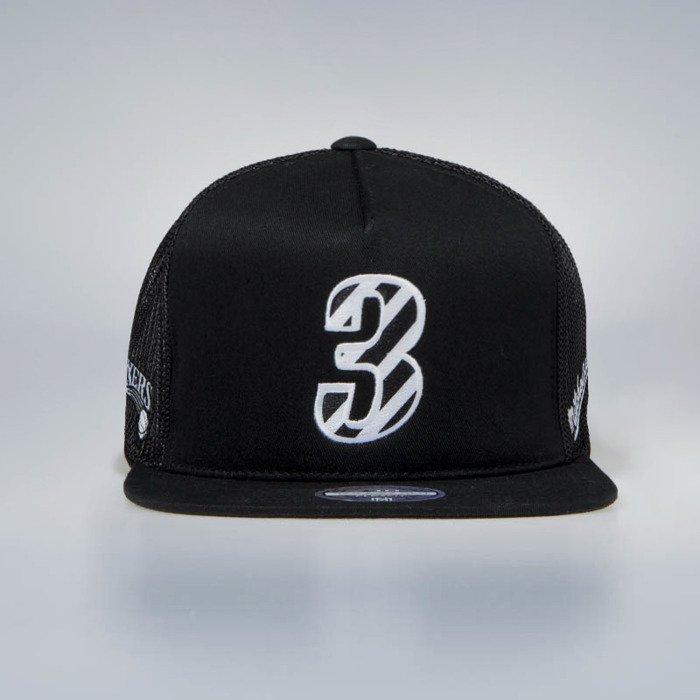 37e63f782f2 Mitchell   Ness snapback cap Philadelphia 76ers Iverson black M N 110 SB