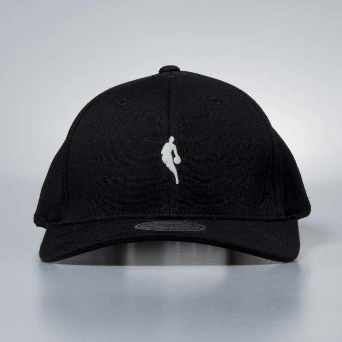 ecd4ba48 Mitchell & Ness strapback NBA Logo black Bedford | Bludshop.com