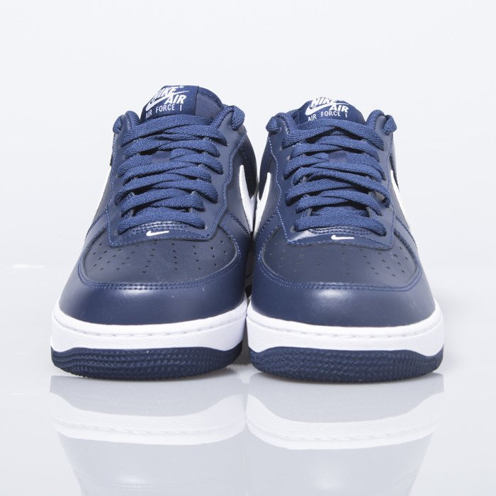 fb9898126a8 ... Nike Air Force 1  07 Low midnight navy   white (488298-436) ...