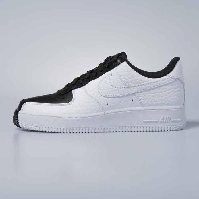 Nike Air Force 1 '07 Premium White Black Pure Platinum