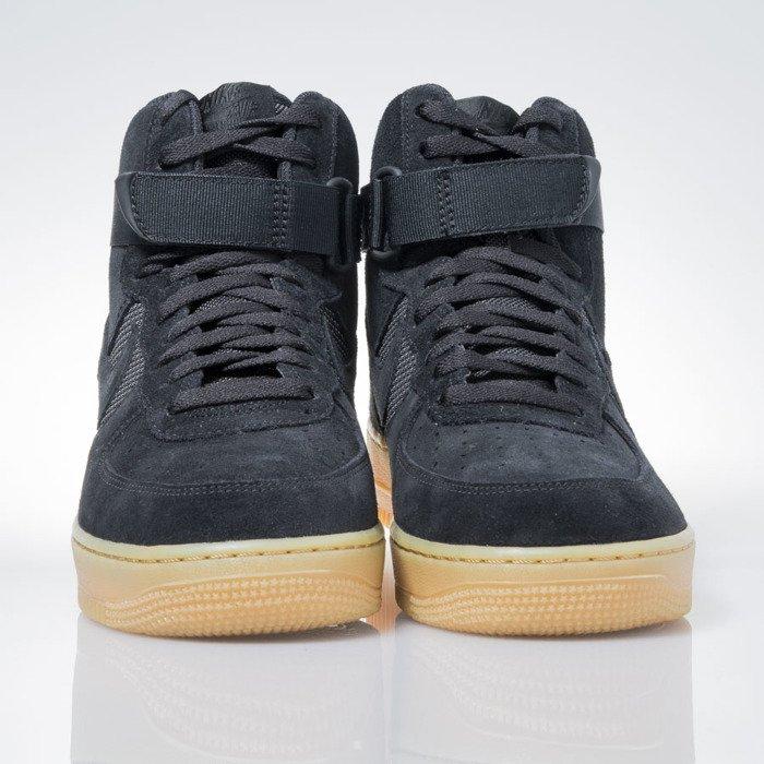 Nike Air Force 1 High 07 LV8 black black-gum light brown 224b76a75b