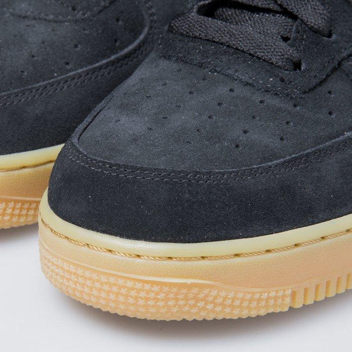 new product d72b9 0209f ... Nike Air Force 1 High 07 LV8 black  black-gum light brown 806403 ...