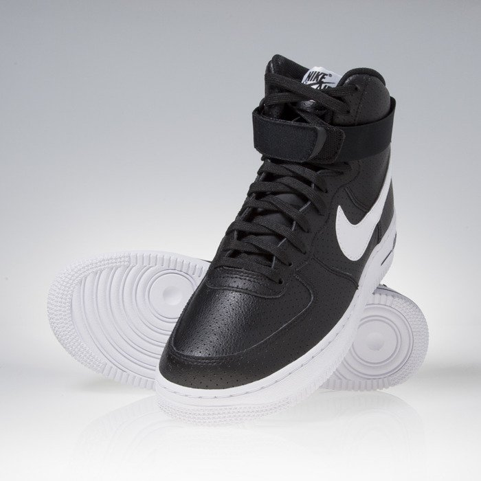 ... Nike Air Force 1 High '07 black / white - white 315121-036 ...
