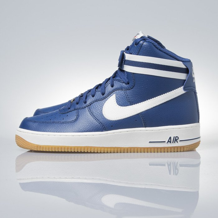 low priced 85703 a6130 Nike Air Force 1 High  07 coastal blue (315121-410)   Bludshop.com