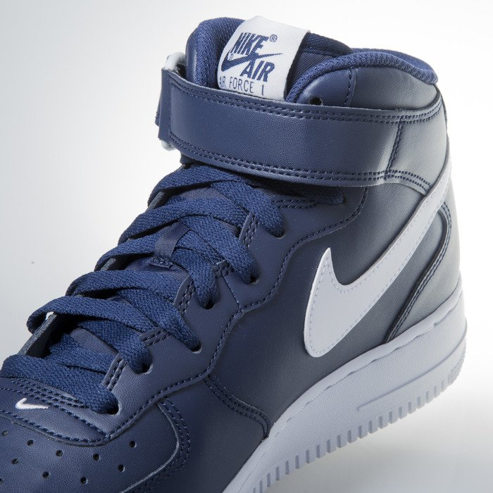 ... Nike Air Force 1 Mid '07 midnight navy (315123-407) ...