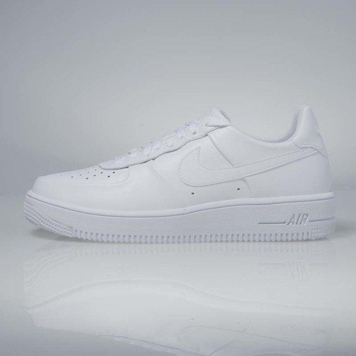 online store 879f0 5a9b3 ... Nike Air Force 1 Ultraforce LTHR white  white - white 845052-100 ...