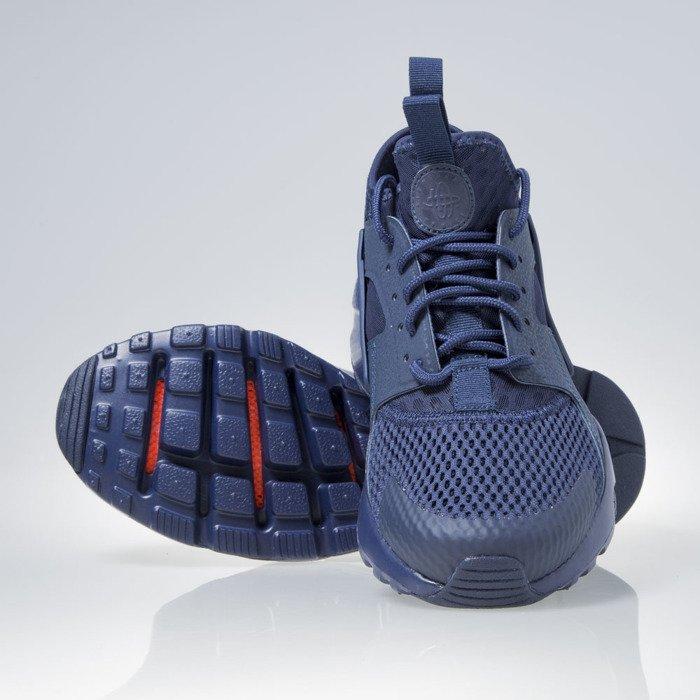 3f848a33a8bcc9 ... Nike Air Huarache Run Ultra BR midnight navy   midnight navy  (833147-400) ...