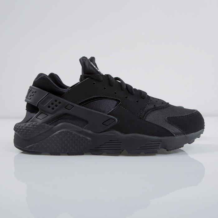 new product 13009 5eef0 ... ireland nike air huarache triple black 318429 003 1343b 98930