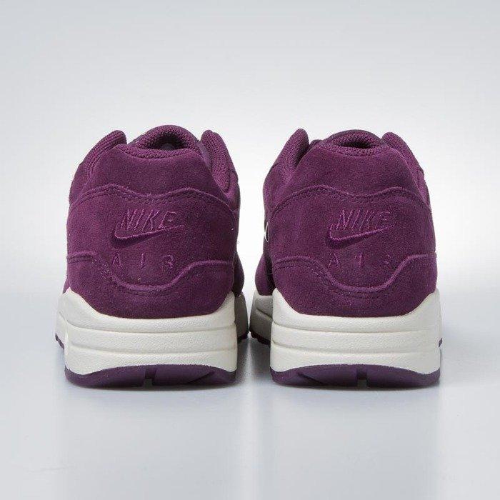 Buty Nike Air Max 1 Premium Sc Wmn (bordeauxblur bio beige lt orewood brn)