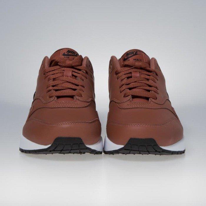 ... Nike Air Max 1 Premium SC dusty peach / black- white - black 918354- ...