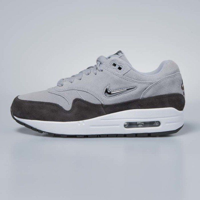 outlet store 87761 0eb1a ... Nike Air Max 1 Premium SC wolf grey   deep pewter   white   metallic  pewter ...