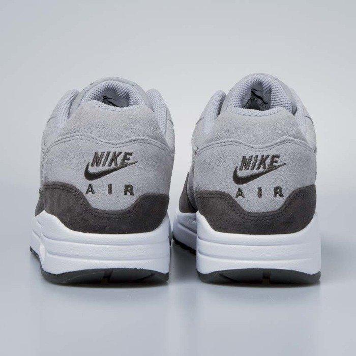 b3365d998f59 ... Nike Air Max 1 Premium SC wolf grey   deep pewter   white   metallic  pewter ...