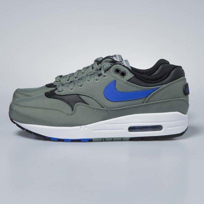 0558c522e0 ... Nike Air Max 1 Premium clay green / hyper royal - white 875844-300 ...