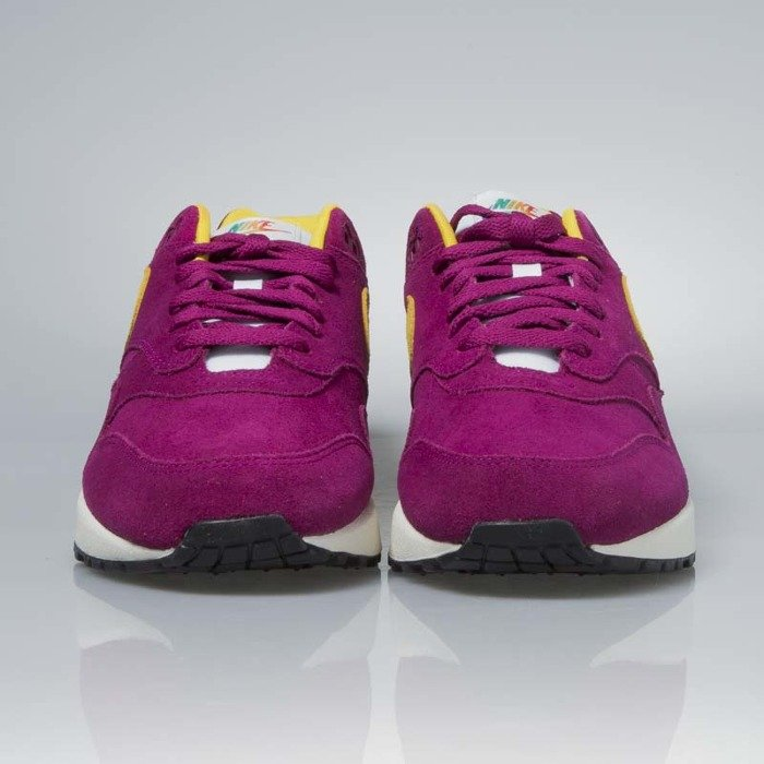 newest f81c1 67c0e ... promo code for nike air max 1 premium dynamic berry vivid sulfur 875844  500 75fb8 5e8ce