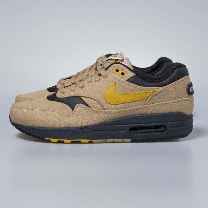 the best attitude 101c8 efffb ... Nike Air Max 1 Premium elemental gold   mineral yellow 875844-700 ...