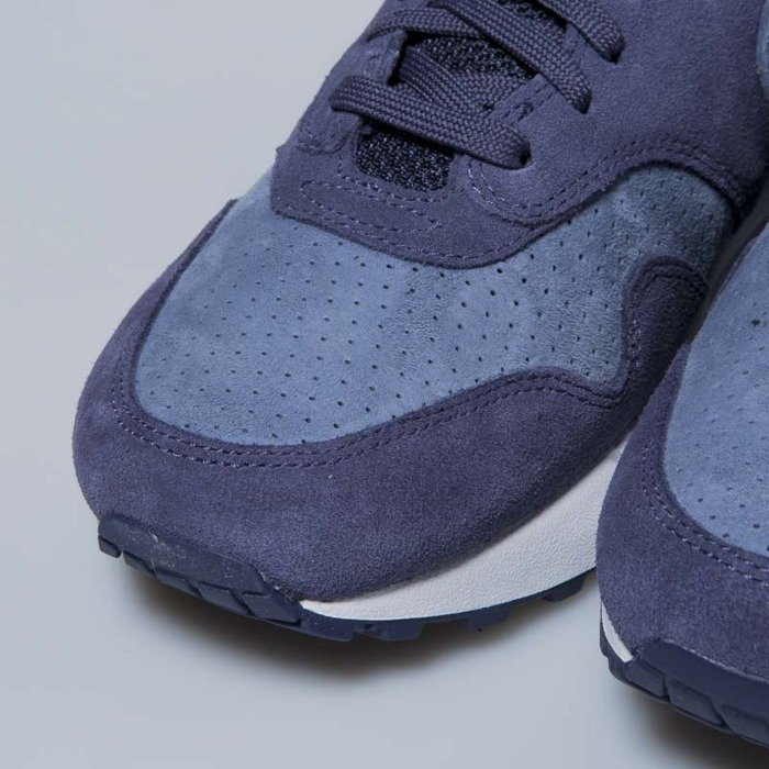 quality design 684c4 2d5cd ... Nike Air Max 1 Premium neutral indigo  diffused blue 875844-501 ...
