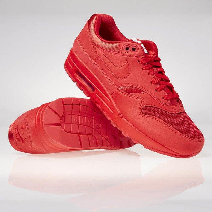 finest selection 2984e 12e9e ... Nike Air Max 1 Premium university red   university red 875844-600 ...