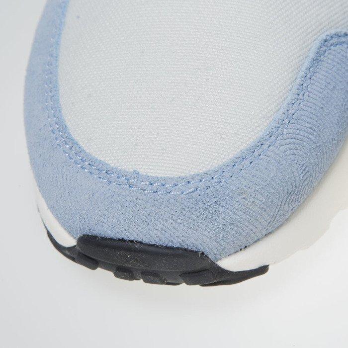 buy popular fb1f6 90caf ... Nike Air Max 1 Ultra Essential light bone   black-bluecap-sail 819476-  ...