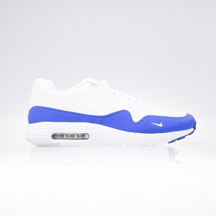 Nike Air Max 1 Ultra Essential white white pr platinum racer blue (819476 114)