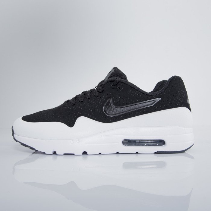 the best attitude 9c62b d4f71 ... Nike Air Max 1 Ultra Moire black  black - white (705297-011) ...