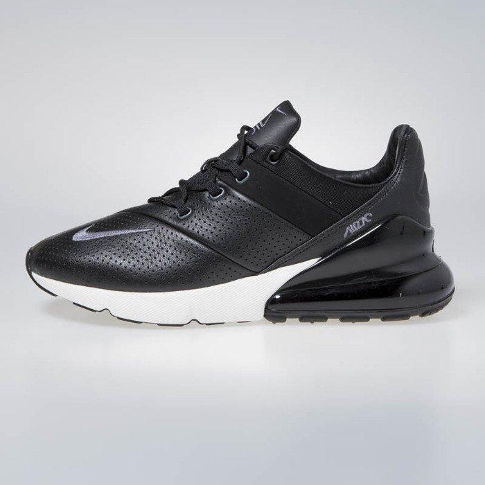 Nike Air Max 270 React Men's Casual Black University