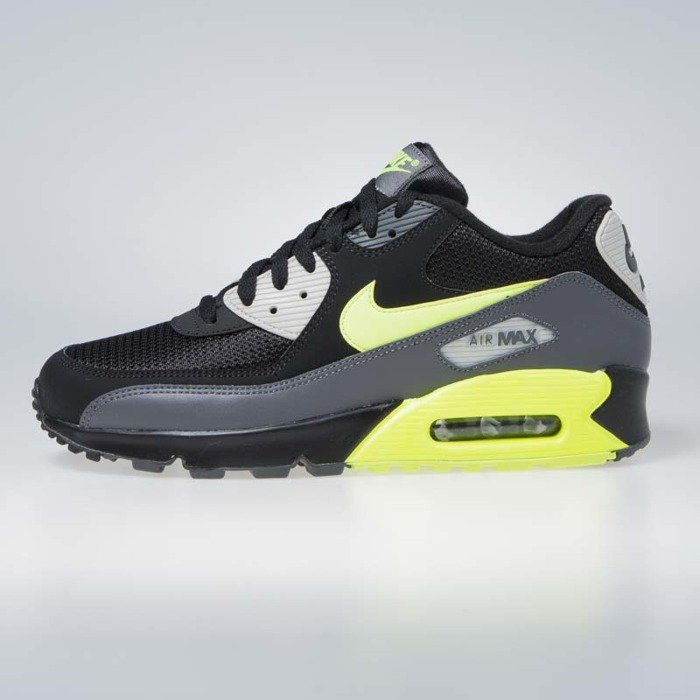best website a0621 27995 ... Nike Air Max 90 Essential dark grey volt-black (AJ1285-015) ...