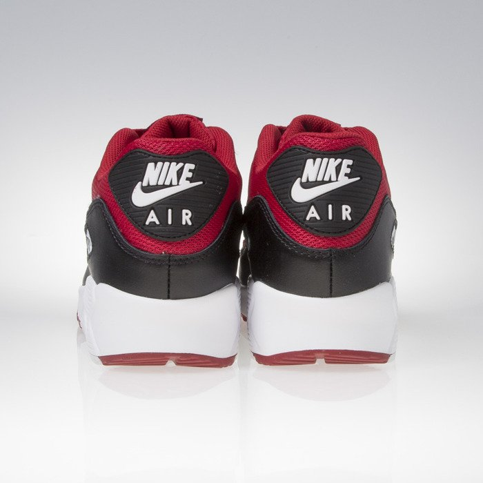 size 40 98166 e16c0 ... Nike Air Max 90 Essential gym red   white - black - white 537384-610 ...
