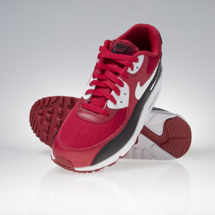 innovative design 74afd 1b4dc ... where can i buy nike air max 90 essential gym red white black white  537384 610 ...