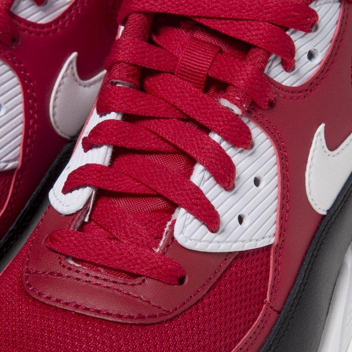 ... Nike Air Max 90 Essential gym red   white - black - white 537384-610 ... 6b69d0b04
