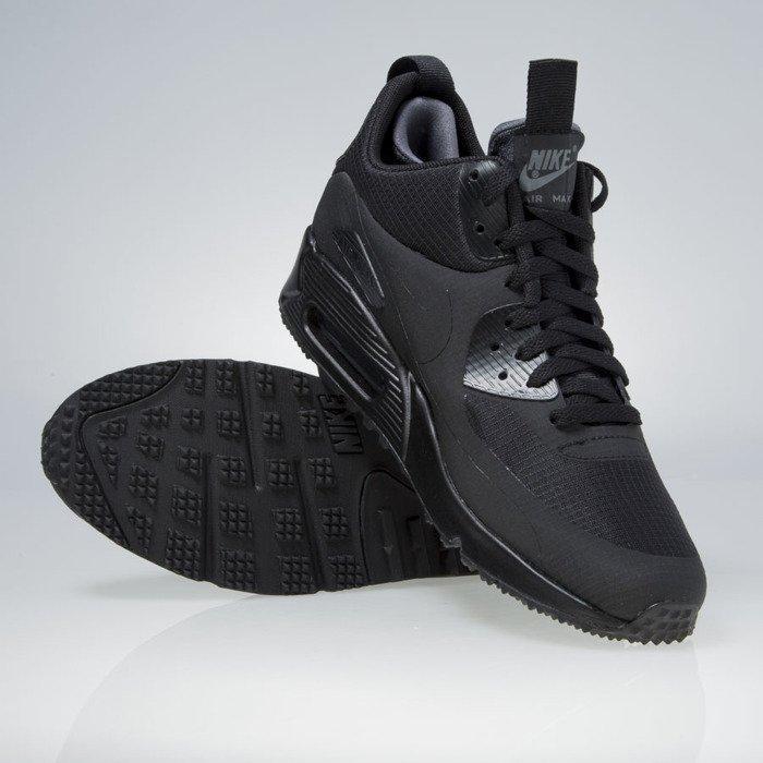 9feb210b909 ... Nike Air Max 90 Mid Winter black 806808-002 ...