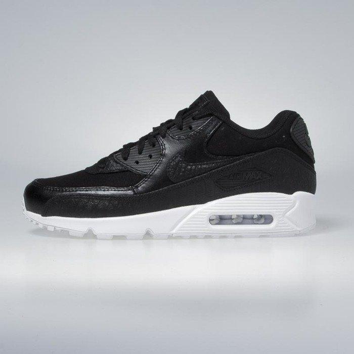 new style 01519 eac9d Nike Air Max 90 Premium black   black - white 700155-008   Bludshop.com